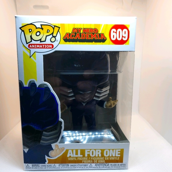 My Hero Academia One for All Funko